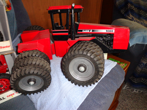 Collector Tractors, Plows, Parts & Toys Auction - New Ulm ...