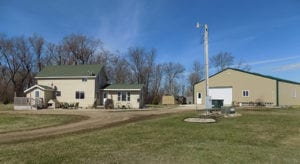 8.21ac Farmsite, 4 Bed Home & Great Shop